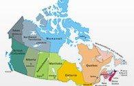 Provinces et territoires du Canada