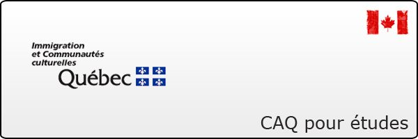 Demande de certificat d'acceptation du Québec