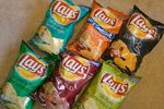 Chips aromatisées (Flavored Chips)