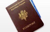 Passeport français pour le Canada