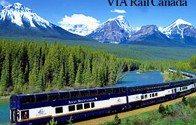 Le train canadien - Via Rail Canada