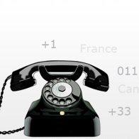 Indicatif téléphonique du Canada