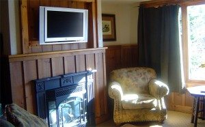 The whiteface lodge : Chambre