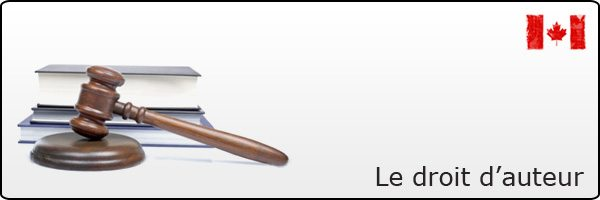 Le droit d'auteur et la propriété intellectuelle