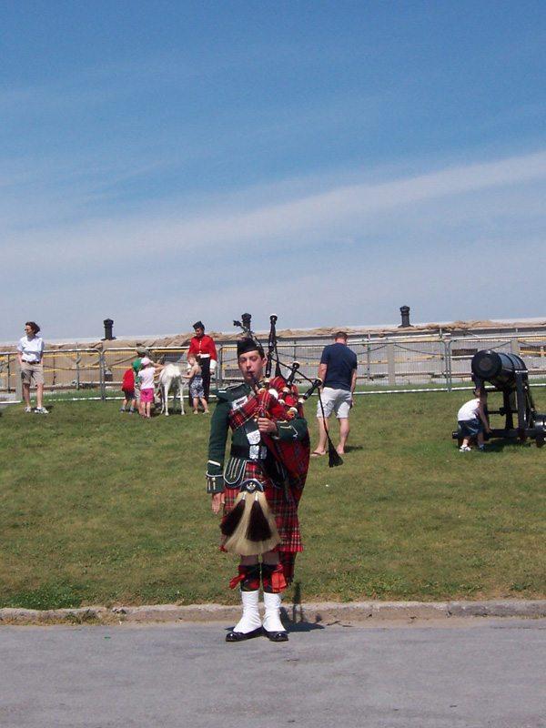 Entrée du Fort Henry