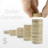 Cours Euro (€) et Dollar Canadien ($CAD)