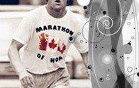 Terry Fox, athlète et héros Canadien