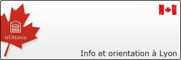"""Journée d'info et orientation """"Étudier au Canada et en Ontario"""""""