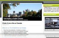 Un nouveau design pour Blog Canada