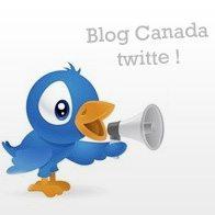 Suivez Blog Canada sur Twitter !