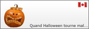 Quand Halloween tourne au désastre...
