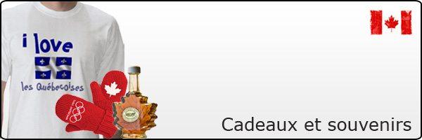 Cadeaux et souvenirs : Que ramener du Canada ?