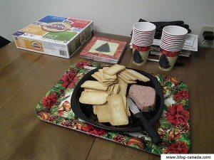 Photos de ma cuisine - Noël 2011