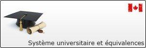 Équivalence de diplôme : France, Québec & Canada