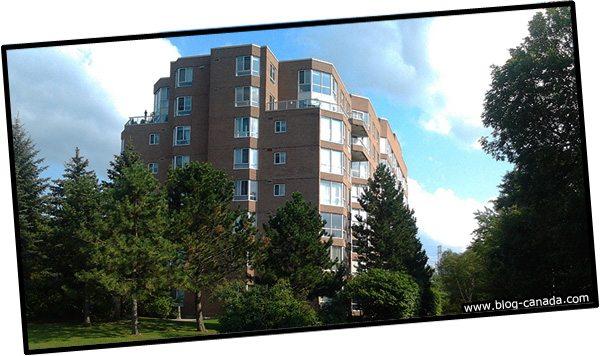 Appartement à Ottawa
