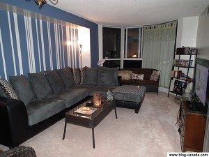 Le living room