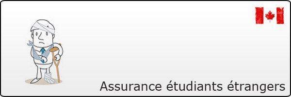 Assurance pour étudiants internationaux - Canada et Québec